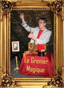 LE GRENIER MAGIQUE