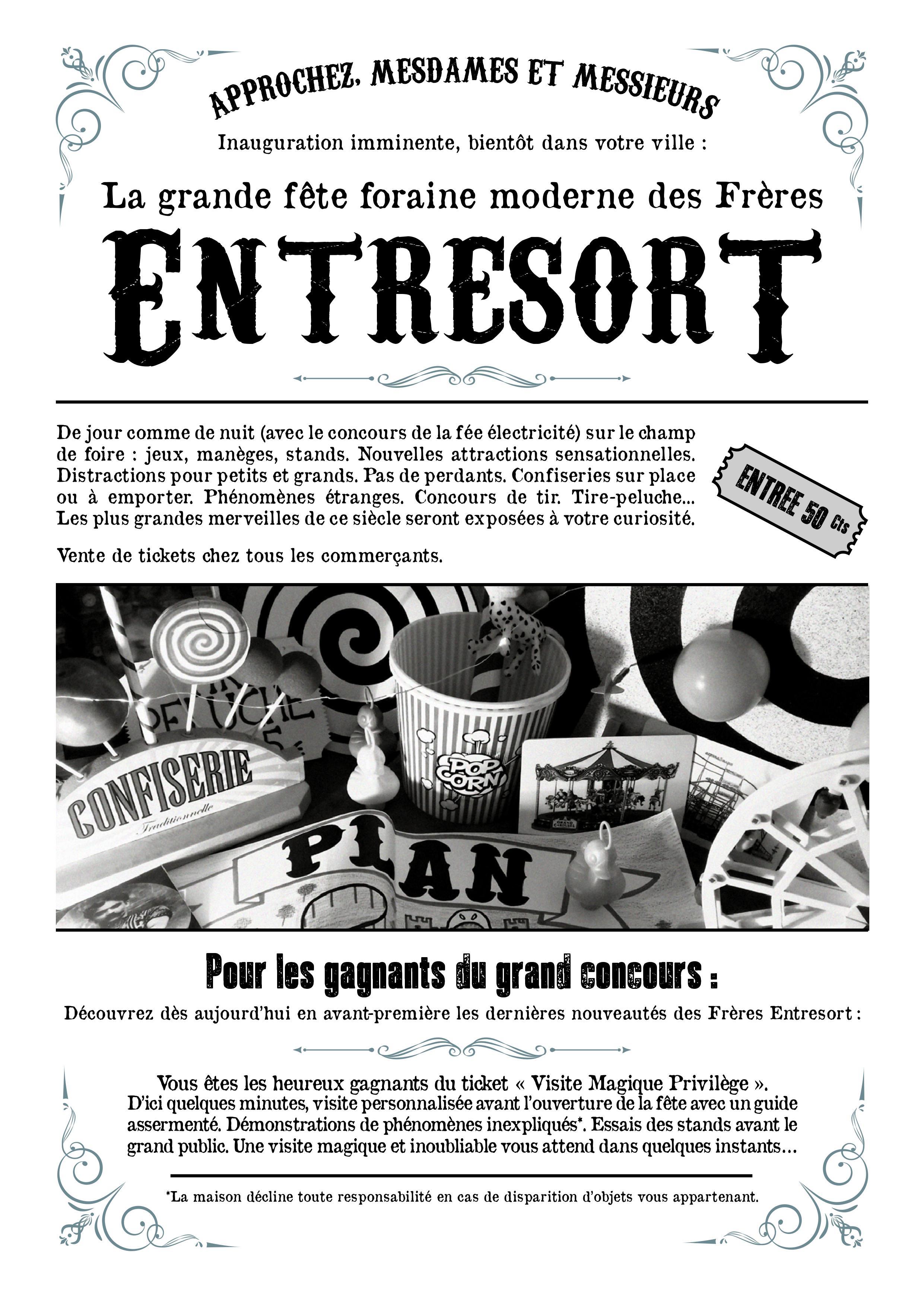 Tract Entresort